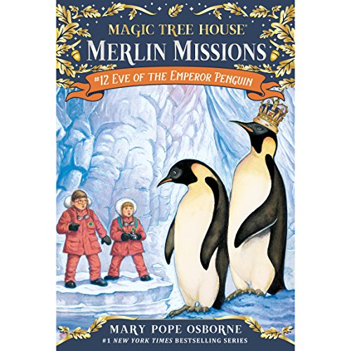 Eve of the Emperor Penguin cover art