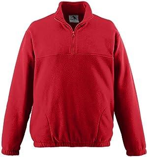 Augusta Activewear Boy's Chill Fleece Half-Zip Pillover