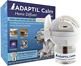 ADAPTIL Calm Home 30 day starter kit. Diffuser and refill, helps dog cope with behavioural issues and life challenges - 48ml