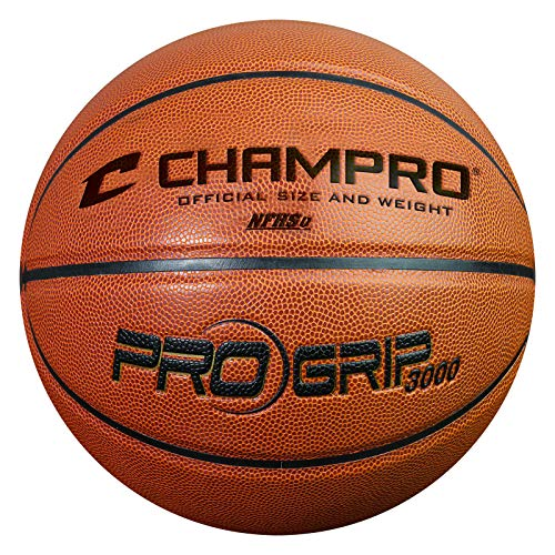 Why Should You Buy Champro Pro Grip 3000 Basketball, Official Size (Brown, Regulation)