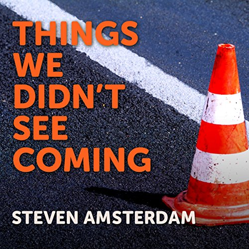 Things We Didn't See Coming audiobook cover art