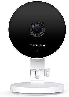 Foscam C2M Cámara IP WiFi 2MP, Seguridad, AI Detección Humana, Audio Bidireccional, Visión Nocturna, Compatible con Alexa,...