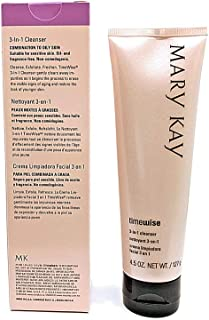 Mary Kay TimeWise Miracle Set 3-In-1 Cleanser 4.5 Net. Wt / 127 g Combination Oily Skin