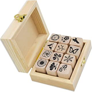 Best wooden stamp box Reviews
