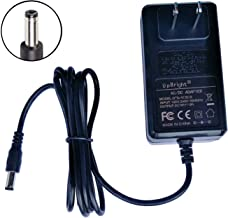 UpBright 12V AC/DC Adapter Replacement for Crosley Turntable Record Player CR6019A CR6232A CR6233A CR3012A CR7002A CR249 CR32CD CR49 CR221 CR6231 CR6230A CR49TWVP Fluance RT81 RT80 Legrand On-Q PW7725