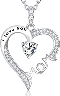 Best diamond mom necklace Reviews