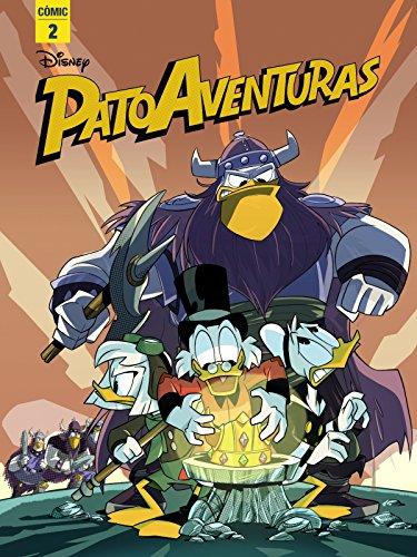 Patoaventuras 2: Cómic (Disney. Patoaventuras)