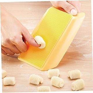 comprar comparacion Angoter Plástico Máquina de Pasta Junta macarrones Espaguetis Pasta Gnocchi Fabricante de moldes Suplemento Cortador de am...