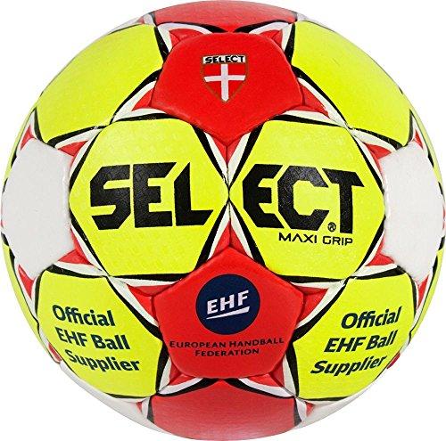 Select Maxi Grip, 3, gelb rot weiß, 3863058670