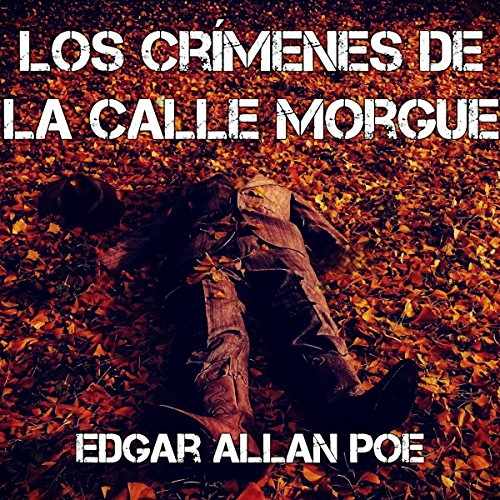 Los crímenes de la calle Morgue y otros relatos [The Murders in the Rue Morgue and Other Stories] Titelbild