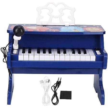 Piano para niños, juguete infantil para piano de plástico ...