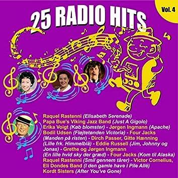 25 Radio Hits Vol. 4