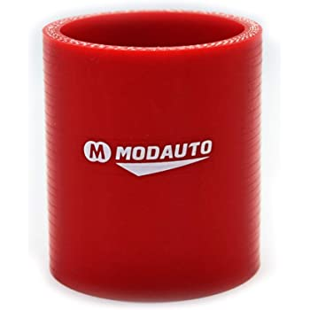 Longitud 90mm Tubo Reductor de Silicona MODAUTO Manguera de Silicona Acoplador Alto Rendimiento Angulo 45/º Universal 3//4 Capas Diametro 63-70 mm Modelo E373B