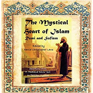 The Mystical Heart of Islam: Rumi and Sufism audiobook cover art