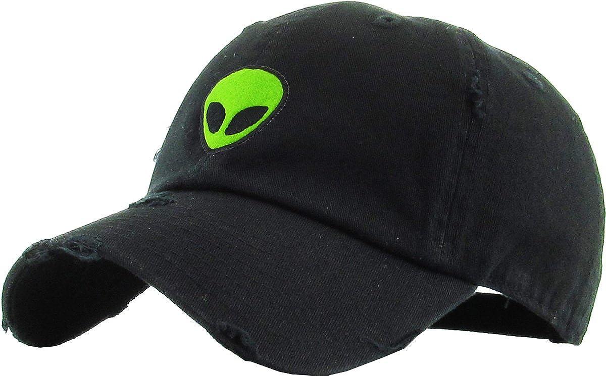 Vintage NASA Insignia Dad Hat Collection Baseball Cap Polo Style Adjustable Worm