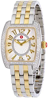 Michele Urban Mini Diamond Ladies Watch MWW02A000599