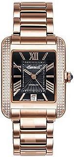 インガーソル 腕時計 自動巻き カレンダー シースルーバック IN1715RBK [並行輸入品]