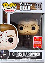 POP Television: Chris Hardwick (Bloody) Summer Convention Exclusive SDCC 2018