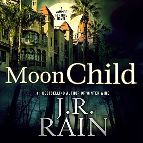 Moon Child audiobook cover art