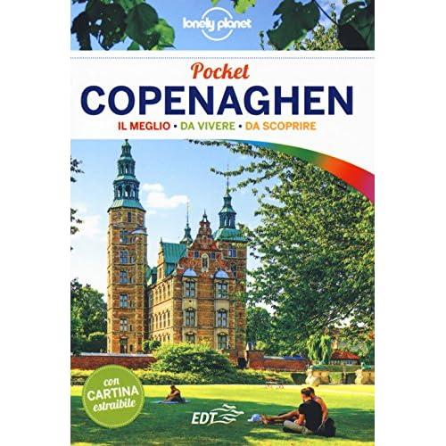 Copenaghen. Con carta estraibile