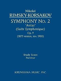 Symphony No. 2 'Antar', Op. 9 (1875/1903 Revision) - Study Score
