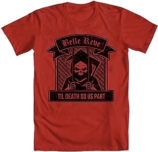 GEEK TEEZ Belle Reve Prison Men's T-Shirt