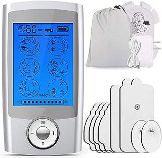 Electroestimulacion, Electrodos Para Tens, Electroestimulador Digital Muscular, Electroestimulador Tens, Tens Fisioterapia, Mini Masajeador Y Estimulador, Gimnasia Pasiva, Tens Ems Electroestimulador