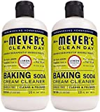 Mrs. Meyer's Clean Day Cream Cleanser - 12 oz - Lemon Verbena - 2 pk