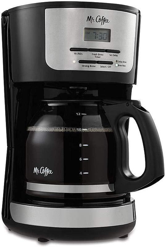 Mr Coffee FLX Series 12 Cup Programmable Coffeemaker BVMC FLX31