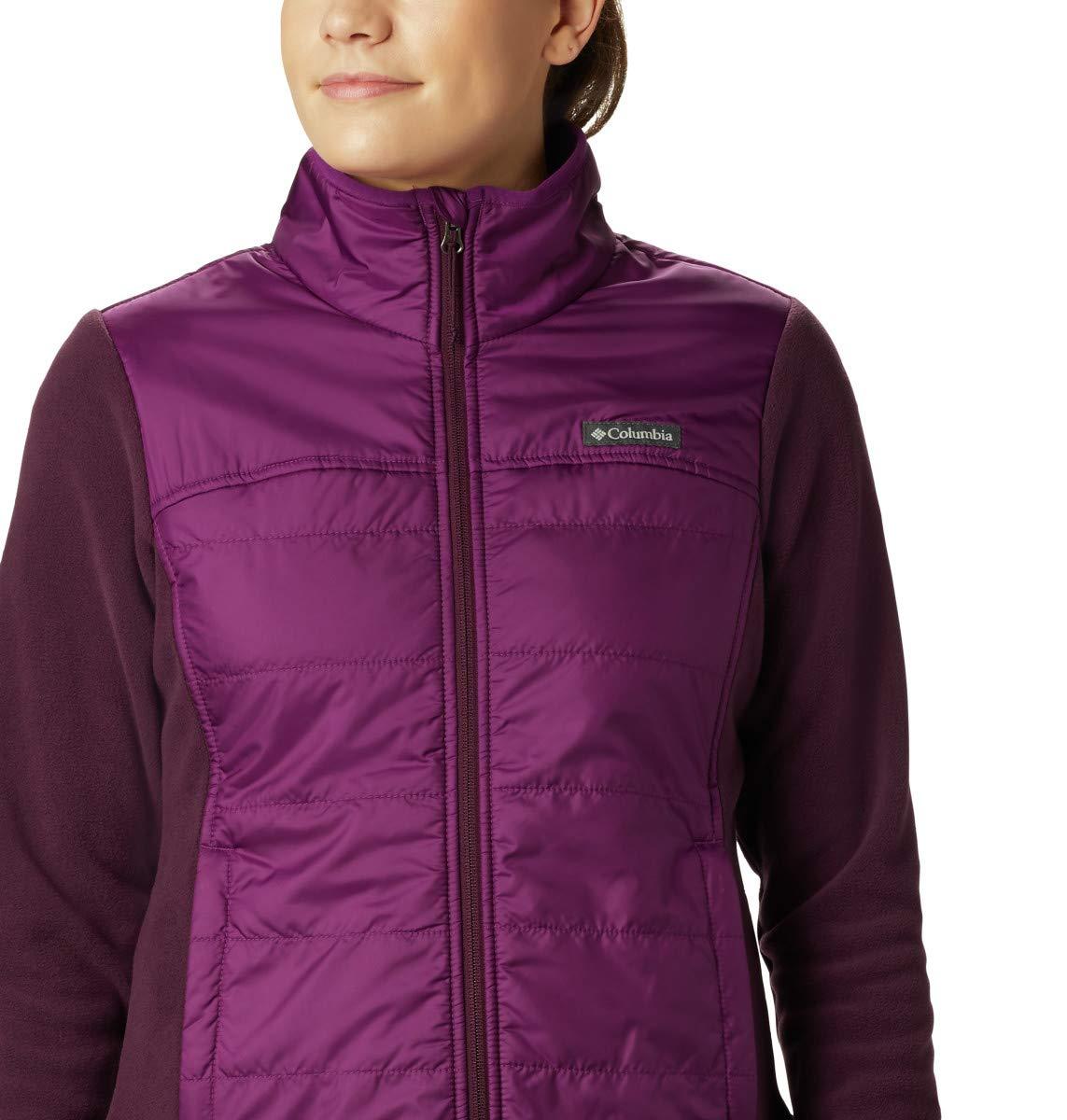 Columbia Womens Butte Hike Full Zip Jacket