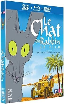 Le chat du rabbin [Blu-ray] [FR Import]