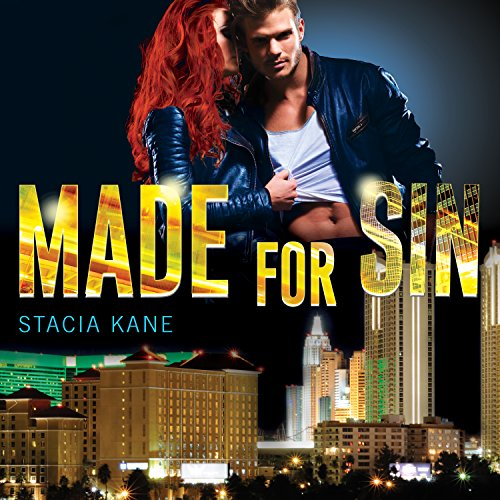 Made for Sin audiobook cover art