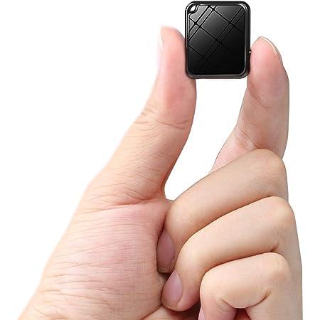 【2020年増強版】ボイスレコーダー 超小型 ICレコーダー ICボイスレコーダー 録音機 16GB大容量 超軽量 50時間連続録音 60m超遠距離録音 HDノイズリダクション 音声検知 ワンタッチ録音 多機能 大容量 簡単操作 携帯便利 高音質 双曲面
