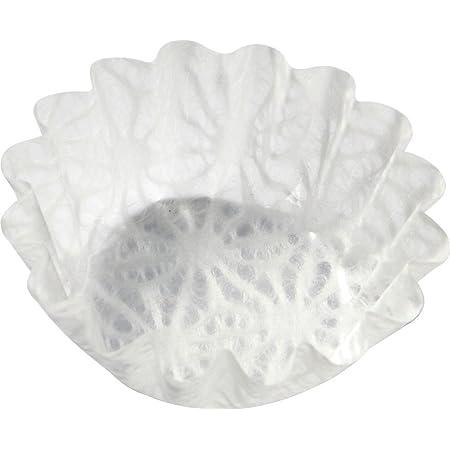 アーテック お弁当カップ すかし和紙カップ 中 12枚入 麻の葉 白 WC-A95-G12