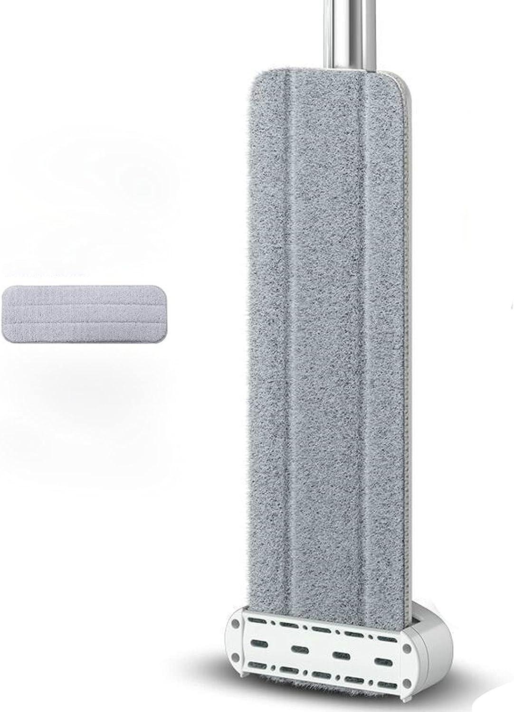 360 ° Microfiber Flat Mop New popularity Pembersihan Basah Cleaner Debu Lantai Surprise price