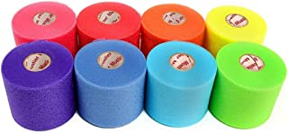 Mueller Rainbow Pack of Sports Pre-Wrap (8 Colors!) 30 Yards Rainbow