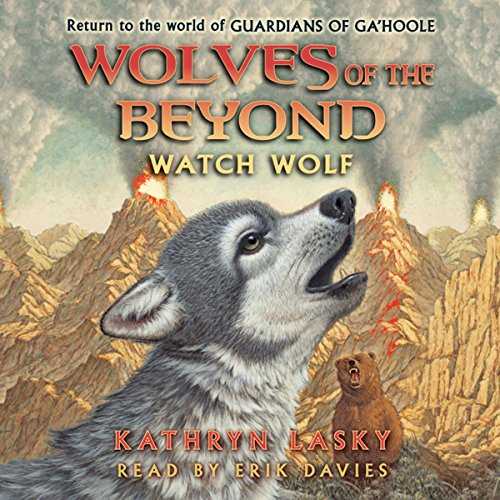 Watch Wolf audiobook cover art
