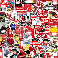 A bag containing 50 different patterns, animations, photos, movies, each sticker measures from 4 to 8 cm and can be placed in different places. You can decorate them anywhere, cabinets, refrigerators, motorcycles, cars, skateboards, laptops, and use ...