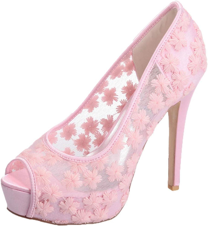 YOJDTD Schuhe Damenschuhe Sandalen High High High Heels Sandalen mit niedrigem Absatz  ead2bb