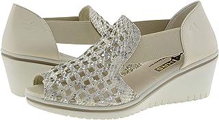 Zapatos 24445 Piel cangrejeras Hielo 24 Horas
