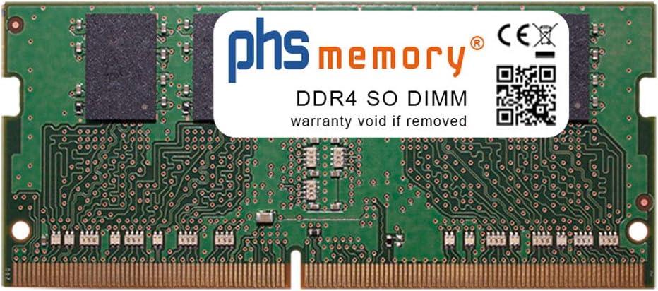 PHS-memory 8GB RAM módulo Adecuado/Adecuada para ASUS TUF Gaming FX505DT-AL087T DDR4 SO DIMM 2666MHz PC4-2666V-S