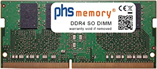 PHS-memory 4GB RAM módulo para ASUS ROG GL552VW-DM156T DDR4 SO DIMM 2133MHz