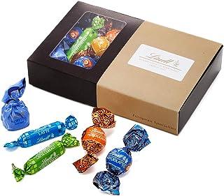 リンツ (Lindt) チョコレート リンドール ピック&ミックスコレクション アソート ショッピングバッグS付...