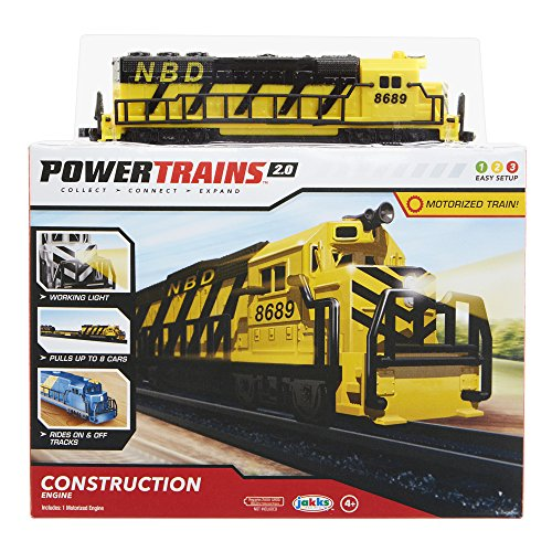 Power Trains Engine Pack #3 - by Jakks Pacific Train Engine