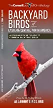 Backyard Birds of Eastern/Central North America: A Folding Pocket Guide to Common Backyard Birds (Wildlife and Nature Identification)