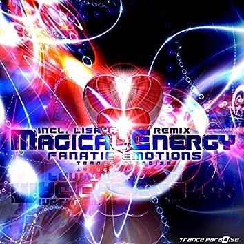 Magical Energy (Incl. Lisaya Remix)