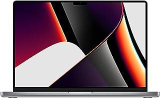 2021 Apple MacBook Pro (16-inch, AppleM1 Pro‑chip met 10‑coreCPU en 16‑coreGPU, 16GB RAM, 512GB SSD) - spacegrijs