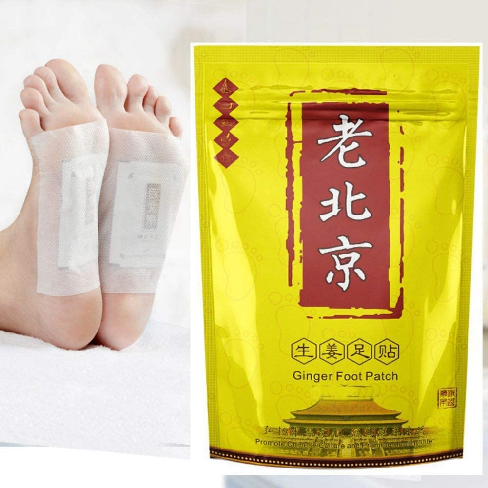 Ginger Detroit Mall Foot Pads for and Body to Outlet sale feature Circula Promote Blood Care