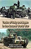 Tanks of Italy and Japan in the Second World War: Unique modern and old world war technology