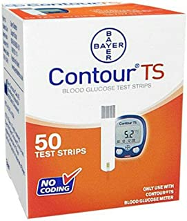 50 Contour TS from Bayer, Blood Glucose Equipments